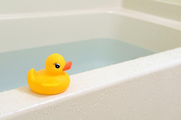 お風呂やプールは可能か
