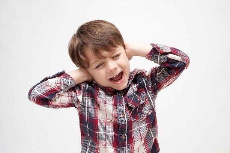 子供が耳を痛がった場合